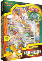 Premium Collection: Tag Team: Generations: Box Set