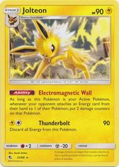 Jolteon - 23/68 - Rare