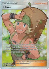 Hiker - SV85/SV94 - Full Art Ultra Rare