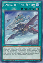 Fandora, the Flying Furtress - MP19-EN254 - Common - 1st Edition