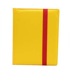 Dex Protection - The Dex Binder 9 - Yellow