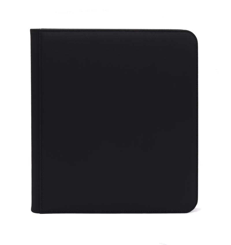 Dex Protection - Dex Zipper Binder 12 - Black