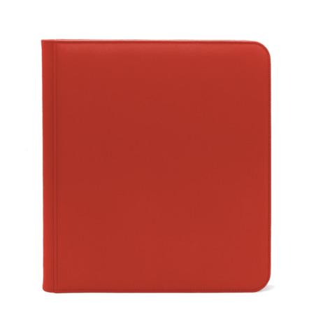 Dex Protection - Dex Zipper Binder 12 - Red