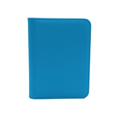 Dex Protection - Dex Zipper Binder 4 - Blue