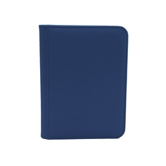 Dex Protection - Dex Zipper Binder 4 - Dark Blue