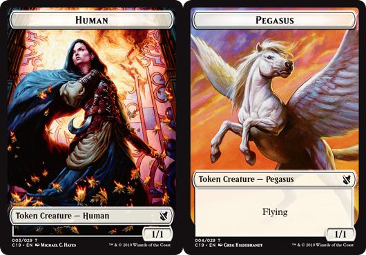Human Token // Pegasus Token
