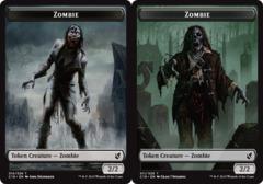Zombie Token (010) // Zombie Token (011)