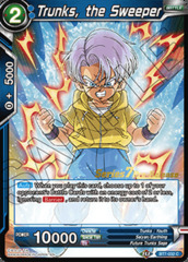 Trunks, the Sweeper - BT7-032 - C - Pre-release (Assault of the Saiyans)