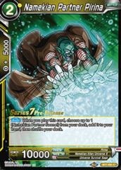 Namekian Partner Pirina - BT7-091 - C - Pre-release (Assault of the Saiyans)
