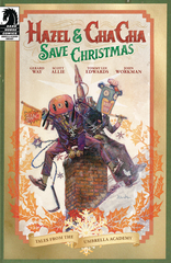 Hazel & Cha Cha Save Christmas: Tales from the Umbrella Academy (Cover A)