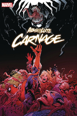 Absolute Carnage #5 (Of 5) Land Var Ac (STL137593)