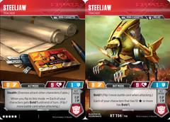 Steeljaw // Tracker