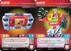Blaster // Communications (35th Edition)