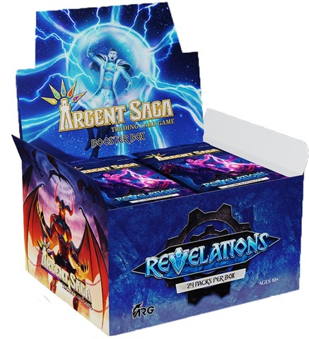 Argent Saga TCG: Revelations Booster Box
