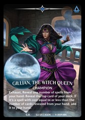Gillian, the Witch Queen - Foil