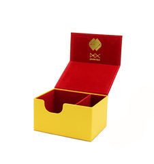 Dex Protection - Creation Line Deckbox - Medium - Yellow