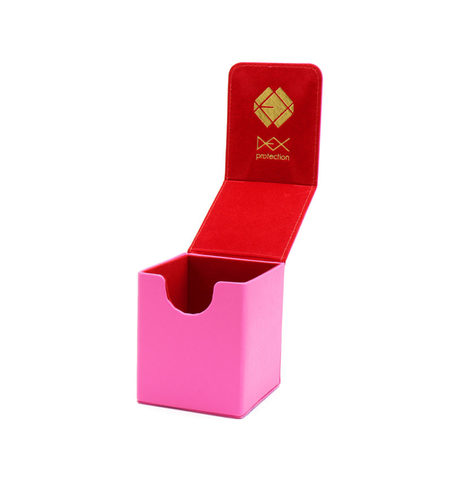 Dex Protection - Creation Line Deckbox - Small - Pink