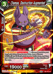 Champa, Destruction Augmented - DB1-007 - UC on Channel Fireball
