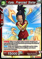 Kale, Frenzied Sister - DB1-011 - C - Foil