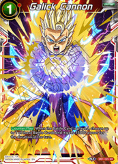 Galick Cannon - DB1-020 - SR