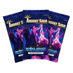 Argent Saga TCG: Revelations Booster Pack