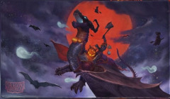 Dragon Shield Play Mat: Art Classic Halloween Dragon - Limited Edition