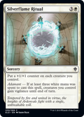 Silverflame Ritual - Foil