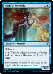 Wishful Merfolk - Foil