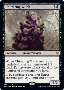 Chittering Witch - Brawl Deck Exclusive