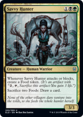 Savvy Hunter - Foil