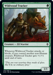 Wildwood Tracker - Foil