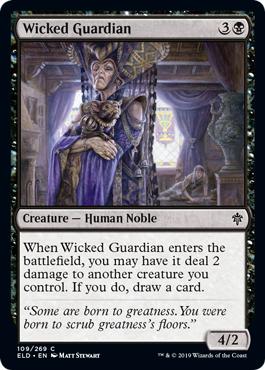 Wicked Guardian - Foil