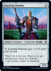 Jousting Dummy - Foil