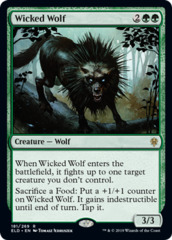 Wicked Wolf - Foil