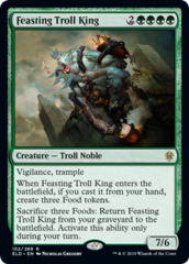 Feasting Troll King - Foil