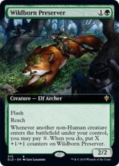 Wildborn Preserver (Extended Art)