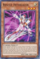 Rescue Interlacer - RIRA-EN001 - Common - Unlimited Edition