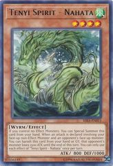 Tenyi Spirit - Nahata - RIRA-EN015 - Rare - Unlimited Edition