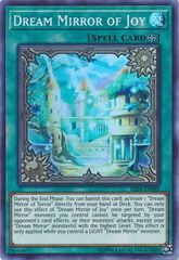 Dream Mirror of Joy - RIRA-EN089 - Super Rare - Unlimited Edition
