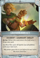 Ariana's Amulet (2nd Wave)