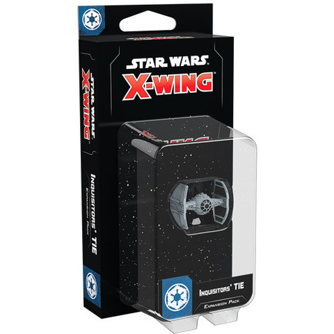 Star Wars X-Wing - Second Edition - Inquisitors TIE Expansion Pack