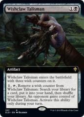 Wishclaw Talisman (Extended Art) - Foil