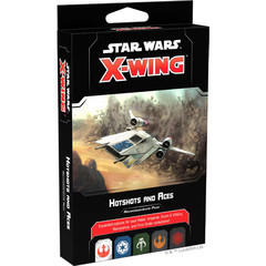 Star Wars X-Wing - 2nd Edition - Hotshots and Aces