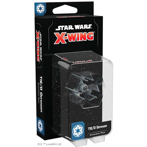 Star Wars X-Wing - Second Edition - TIE/D Defender Expansion Pack