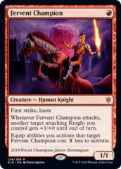 Fervent Champion - Foil