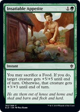 Insatiable Appetite - Foil
