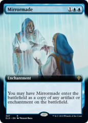Mirrormade - Extended Art