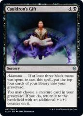 Cauldron's Gift - Foil
