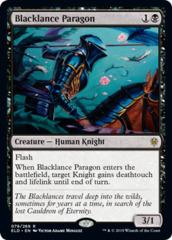 Blacklance Paragon - Foil