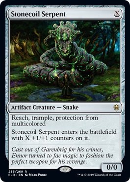 Stonecoil Serpent